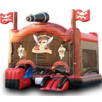 (B) Pirate Bounce Slide combo
