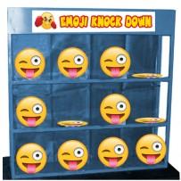 (A) Emoji Knockdown