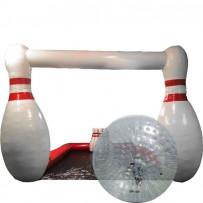 Human Bowling
