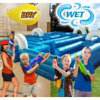 Inflatable Tag Maze - Water or Dry
