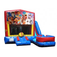 Coco 7n1 Bounce Slide combo (Wet or Dry)