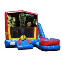 Hulk 7n1 Bounce Slide combo (Wet or Dry)