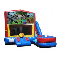 Minecraft 7n1 Bounce Slide combo (Wet or Dry)