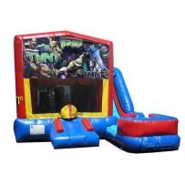 Teenage Mutant Ninja Turtles 7n1 Bounce Slide combo (Wet or Dry)