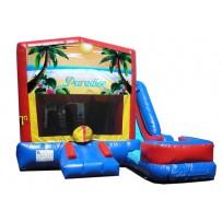 Paradise Banner 7n1 Bounce Slide combo (Wet or Dry)