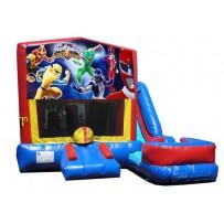 Power Rangers 7N1 Bounce Slide combo (Wet or Dry)