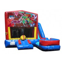 Scooby-Doo 7n1 Bounce Slide combo (Wet or Dry)