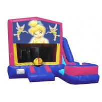 Tinker Bell 7N1 Bounce Slide combo (Wet or Dry)