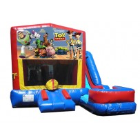 Toy Story 7N1 Bounce Slide combo (Wet or Dry)