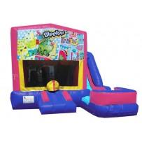 Shopkins 7n1 Bounce Slide combo (Wet or Dry)