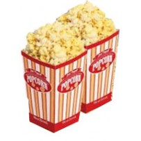 Additional Popcorn Supplies for 50 People