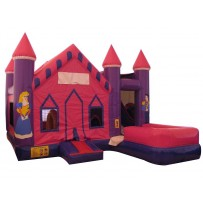 (A1) Princess Castle 7N1 combo (Wet or Dry)