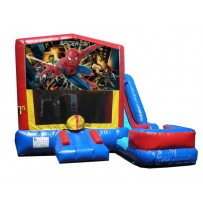 Spider-Man 7N1 Bounce Slide combo (Wet or Dry)