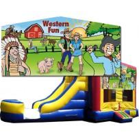 Western Fun 2 Lane combo (Wet or Dry)