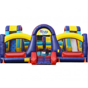 Kids Gym Dry Obstacle Course