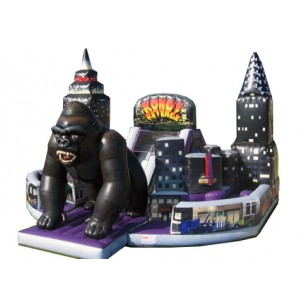 Kong's Revenge Dry Obstacle Course